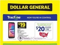 Dollar General (Hot Deals) Flyer