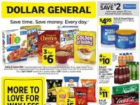 Dollar General (More To Love For Way Less - FL, NY And OR) Flyer