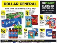 Dollar General (Save Time Save Money - AZ) Flyer