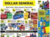 Dollar General (Save Time Save Money - FL) Flyer