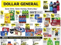 Dollar General (Save Time Save Money - FL) Flyer