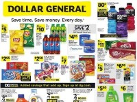 Dollar General (Save Time Save Money - OR) Flyer