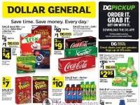 Dollar General (Save Time Save Money - OR) Flyer