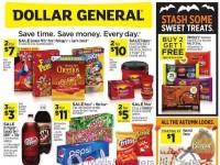 Dollar General (Save Time Save Money - WA) Flyer