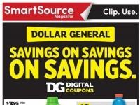 Dollar General (Savings On Savings - CA) Flyer