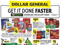 Dollar General (Special Offer - CA) Flyer