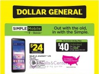 Dollar General (Special Offer) Flyer
