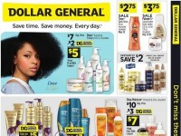 Dollar General (Special Offer) Flyer