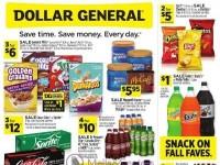 Dollar General (Special Offer - NY) Flyer