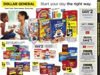 Dollar General (Start Your Way The Right Way) Flyer