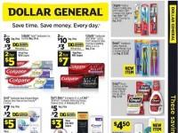 Dollar General (These Savings Deserve Big Smile) Flyer
