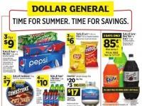 Dollar General (Time For Summer - OR) Flyer