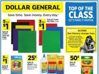 Dollar General (Top of the Class - AZ) Flyer