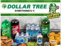 Dollar Tree (Big Game Savings) Flyer