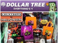 Dollar Tree (Countdown To Halloween) Flyer