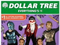Dollar Tree (Halloween In-store weekly ad) Flyer