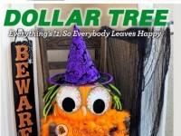 Dollar Tree (Halloween Lookbook) Flyer