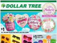 Dollar Tree (Happy Mother's Day) Flyer