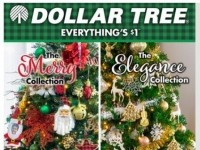 Dollar Tree (Holiday In-Store Weekly Ad) Flyer