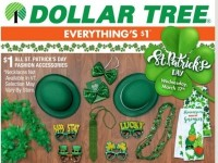 Dollar Tree (Stock Up For Spring) Flyer