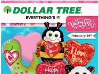 Dollar Tree (Valentines Day) Flyer