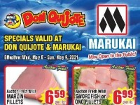 Don Quijote Hawaii (Hot Deals) Flyer