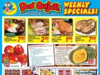 Don Quijote Hawaii (Special Offer) Flyer