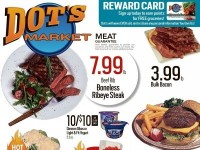 Dot's Market (Special Offer) Flyer