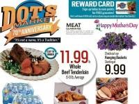 Dot's Market (Special Offer) Flyer