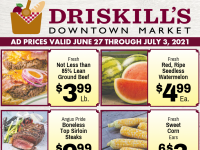 Driskill's Downtown Market (Hot Deals) Flyer