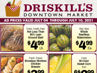 Driskill's Downtown Market (Hot Offers) Flyer