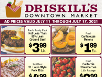 Driskill's Downtown Market (Special Offer) Flyer