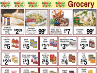 Driskill's Downtown Market (Two Big Week's Of Holiday Savings) Flyer