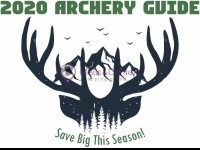 Dunham's Sports (Archery guide) Flyer