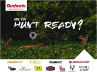 Dunham's Sports (Are You Hunt Ready?) Flyer
