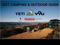 Dunham's Sports (Camping & Outdoor guide) Flyer