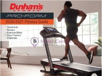 Dunham's Sports (Fitness Guide) Flyer