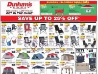 Dunham's Sports (Pre-Memorial Day sale) Flyer