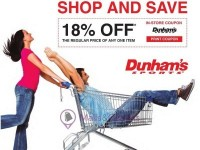 Dunham's Sports (Shop And Save) Flyer