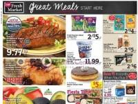 D&W Fresh Market (Great Meals Start Here) Flyer