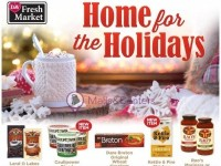 D&W Fresh Market (Home For The Holidays) Flyer