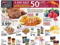 D&W Fresh Market (Special Offer) Flyer