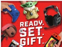 EB Games (Ready Set Gift) Flyer