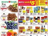 EconoFoods (Amazing Deals) Flyer