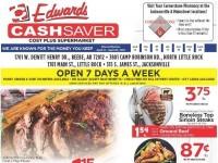 Edwards Cash Saver (Special Offer) Flyer