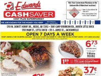 Edwards Cash Saver (Special Offer) Flyer