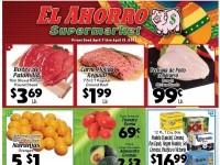 EL Ahorro Supermarket (Special Offer - Houston) Flyer
