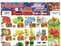 El Rancho Supermercado (Weekly Specials) Flyer