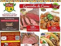 El Rey Foods (Especials de carne) Flyer