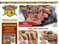 El Rey Foods (Special Offer) Flyer